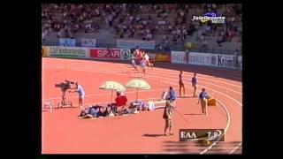 Antonio Reina Copa de Europa Florencia 800 m l