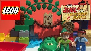 Jake And The Never Land Pirates: Peter Pan's Visit, Lego Duplo