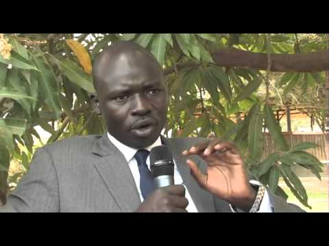 Media & Makers: Juba 2012 -- Interview with Peter Biar Ajak
