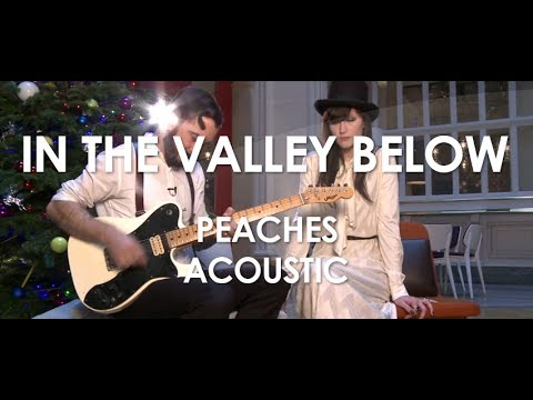 In The Valley Below Peaches Acoustic Live In Paris Youtube