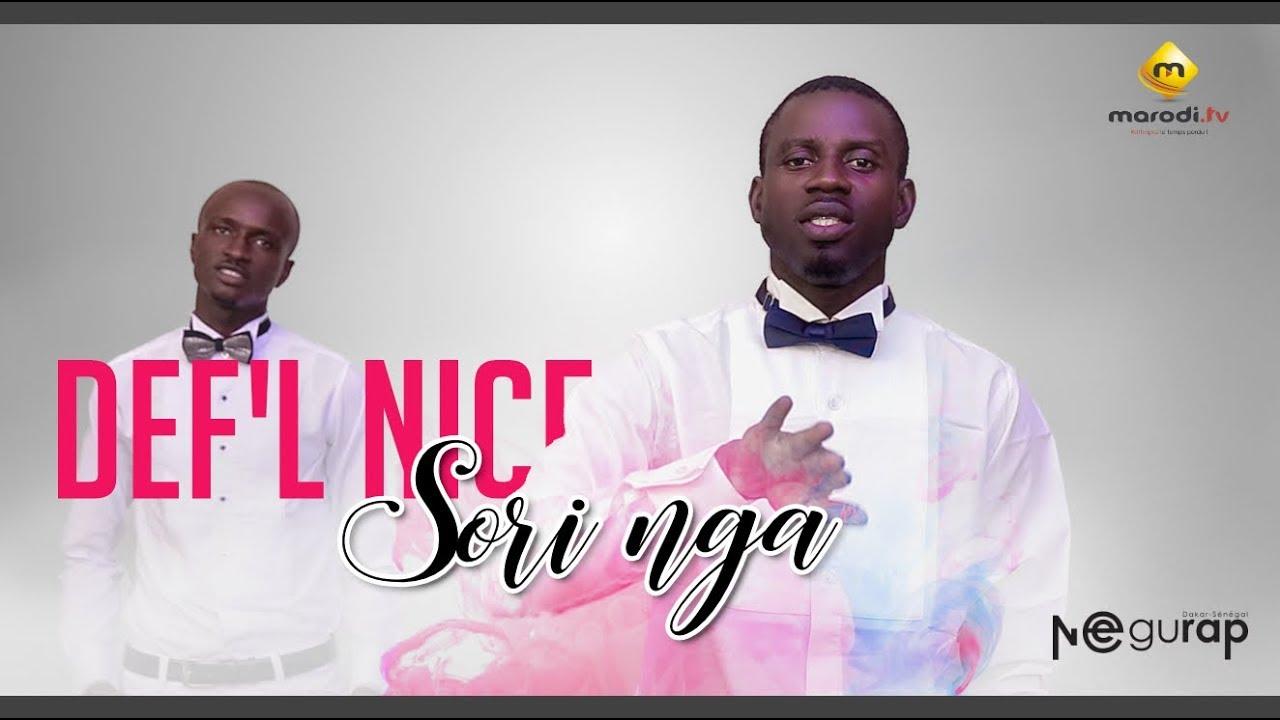 Download DEF'L NICE - SORI NGA - La chanson de Momo et Kiné (Ceci n'est pas un clip)