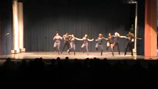 LHU Global Honors 3rd Annual Talent Show - Diamonds N Da Rough
