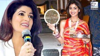 Twinkle khanna's hilarious comment on karwa chauth | lehrentv