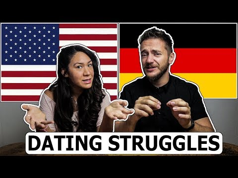 Struggles Of Dating & Traveling From Different Countries (American Girlfriend & German Boyfriend)