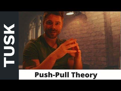 dating push pull technique