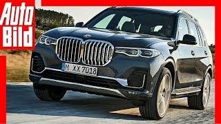 BMW X7 (2019): Antworten auf Userfragen - Interview