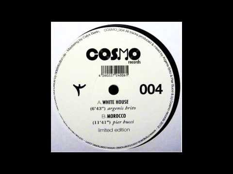 Argenis Brito - White House (Cosmo records)