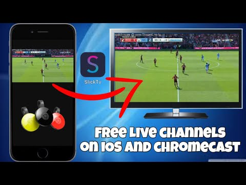 FREE Live Channels On IOS And Chromecast October 2017 No Jailbreak No Computer