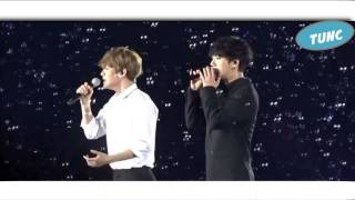 150711 SMTOWN in TOKYO Harmony in the End of Summer (BAEKHYUN & YESUNG) [HD]