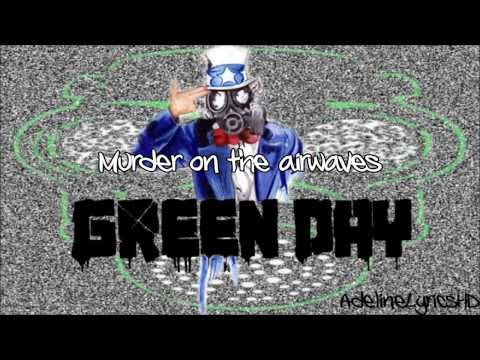 Green Day - The Static Age - Lyrics