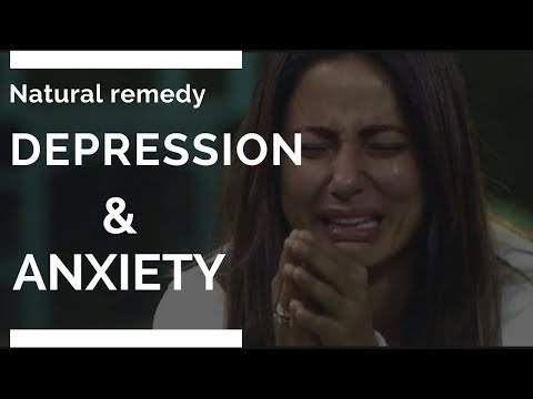 6 natural remedies for anxiety and depression
