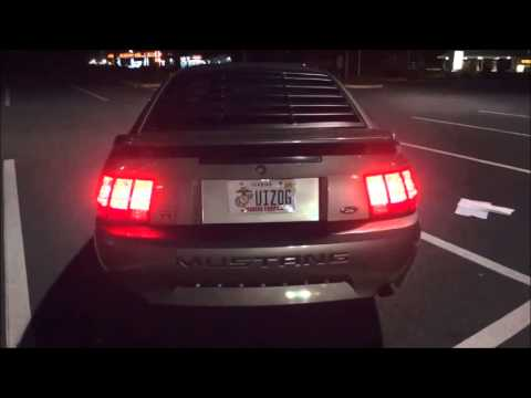 2001 Mustang Gt Premium Sequential Tail Lights