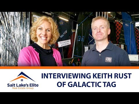 Adam Stark: Interviewing Keith Rust of Galactic Tag