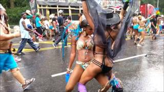 DJ COOK Labor Day Parade 2013 Theme Music Soca Mix (West Indian Carnival Celebration)
