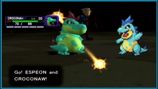 Shiny Shadow Croconaw After 3,084 Soft Resets in Pokemon Colosseum!!!