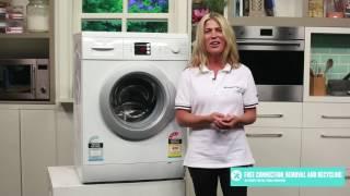 Bosch WAE22466AU 7kg Front Load Washing Machine Overview - Appliances Online