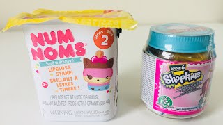 NUM NOMS vs SHOPKİNS CHALLENGE