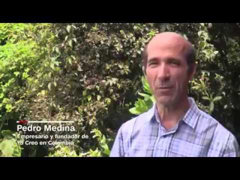 Pedro Medina - expresidente McDonald (Yo creo en Colombia)