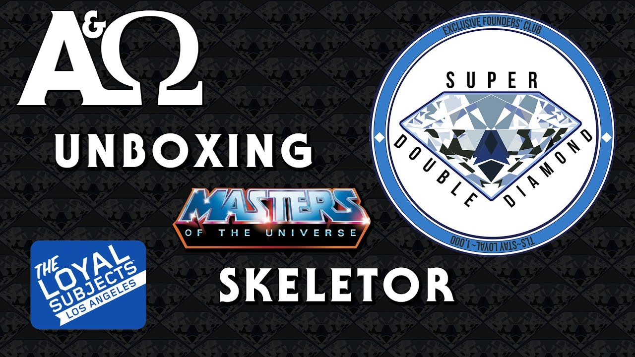 The Loyal Subjects Masters Of The Universe Skeletor Clear Blue