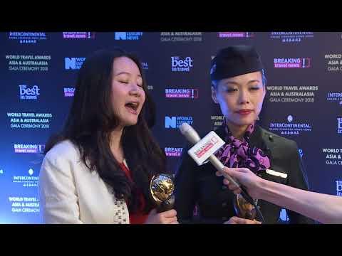 Yolanda Yu, area manager, Hong Kong and Philippines, Air New Zealand