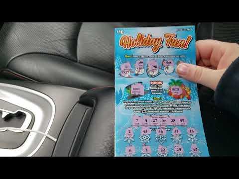 Win! Ohio Lottery Holiday Fun tickets!