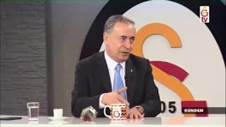 Gündem | Başkan Mustafa Cengiz'den UEFA Müjdesi (11 Mayıs 2018)