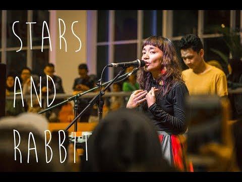 [HD] Stars and Rabbit - Man Upon The Hill (Live at Supermall Karawaci 31/03/18)