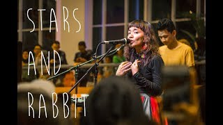 Download lagu [HD] Stars and Rabbit - Man Upon The Hill (Live at Supermall Karawaci 31/03/18)