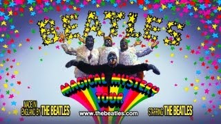 The Beatles Magical Mystery Tour Official Trailer [HD] - In Cinemas from September 2012