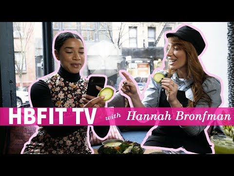west~bourne Founder Camilla Marcus | HBFIT TV with Hannah Bronfman