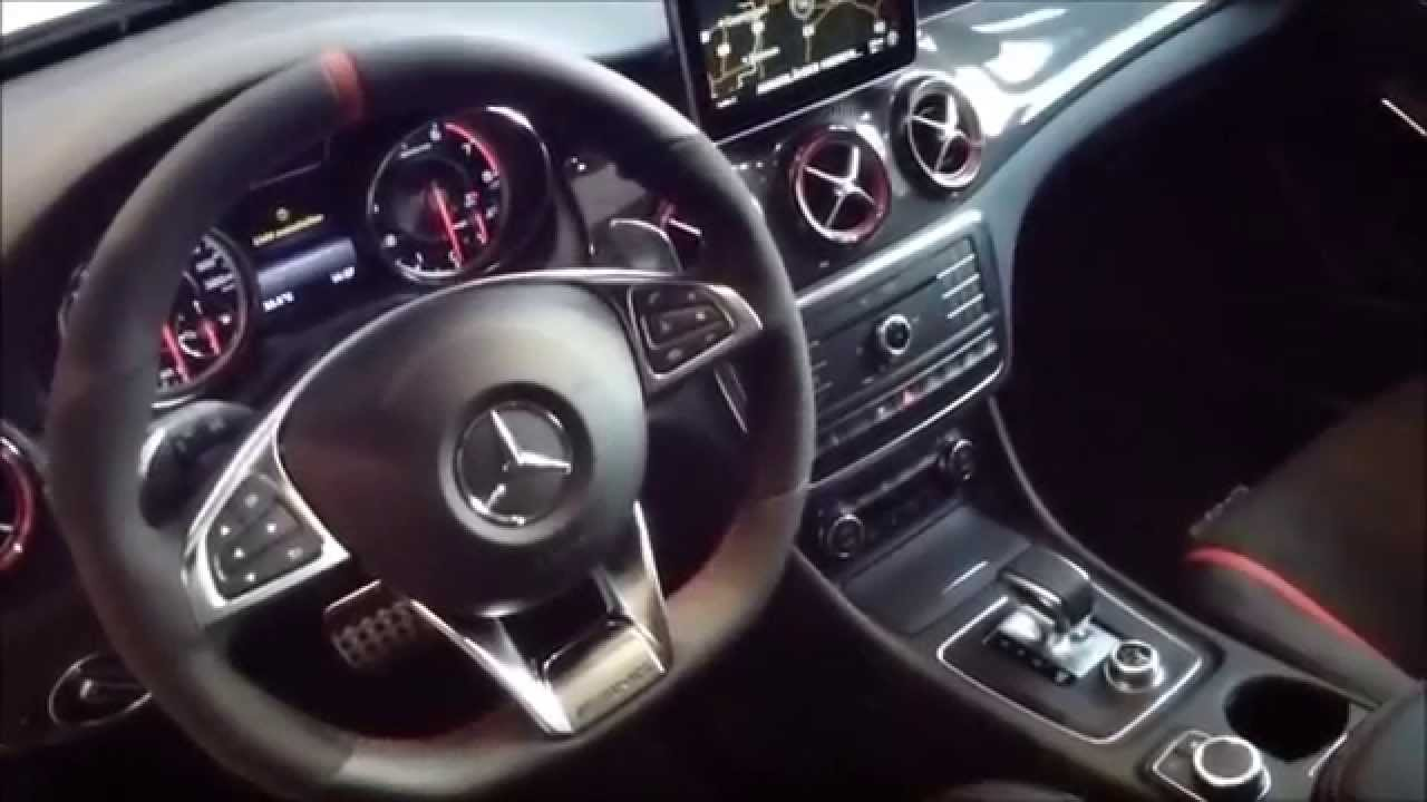 2016 Mercedes Gla 45 Amg 4matic Exterior Interior Display Playlist You
