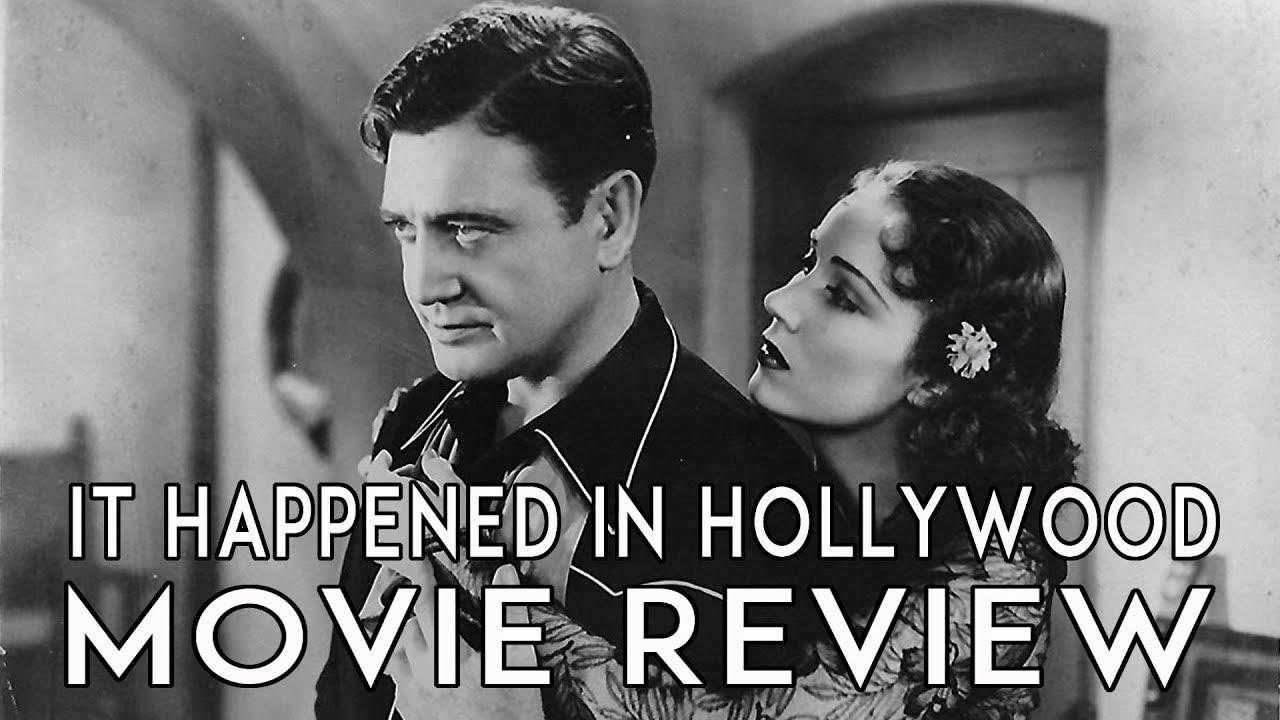 Download It Happened in Hollywood  Movie Review | 1937 | Indicator Series #76 | Samuel Fuller