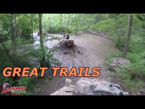 MINES AND MEADOWS ATV PARK PT 5...TRAIL TO MINES!