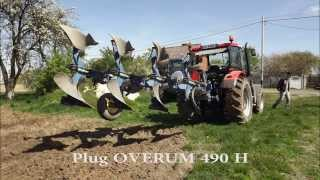 ZETOR PROXIMA 110 POWER na testach u Rolników