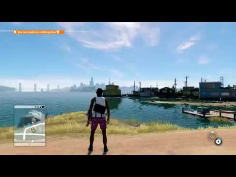 WATCH DOGS 2 Walkthrough Gameplay Part 1 - Cyberdriver (PS4)