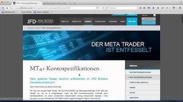 JFD Brokers Test und Erfahrungsbericht