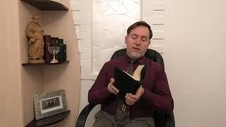 Комментарии на Евангелие от Иоанна. 3 глава с 31  по 36 стихи. Окончание главы.