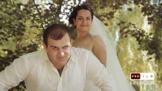 Свадебная прогулка молодожёнов Карена и Гаянэ.