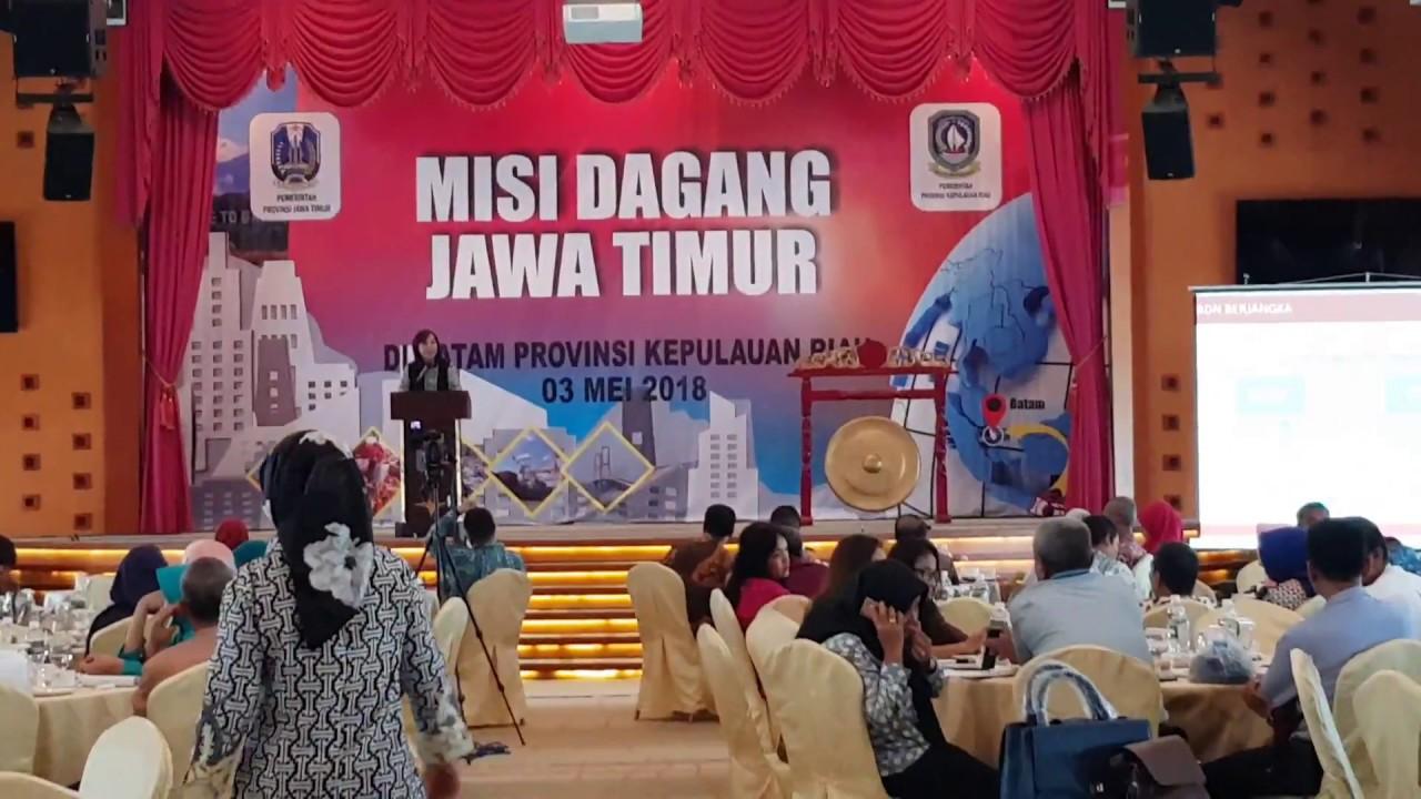Ada Batik Batam Dan Kripik Buah Dari Malang Di Misi Dagang Jawatimur Ke Batam Tahun 2018 Kuliner