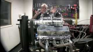 509 Blown Big Block Chevrolet By Scared Shiftless Dyno Test