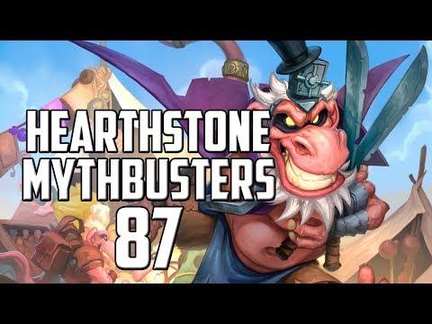 Hearthstone Mythbusters 87   Saviors of Uldum