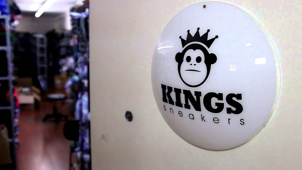 Loja Kings Sneakers Shop - 1280×720