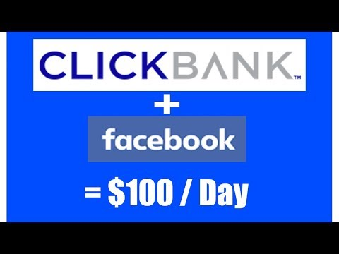 How to Promote Clickbank Products on Facebook Without A Website In 2018