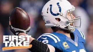 Stephen A. Has Shouting Match With Jeff Saturday Over NFL