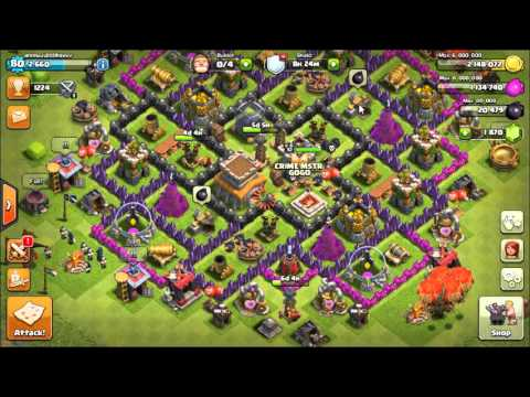 The Ultimate Clash of Clans Town Hall 7 Guide - CocStars