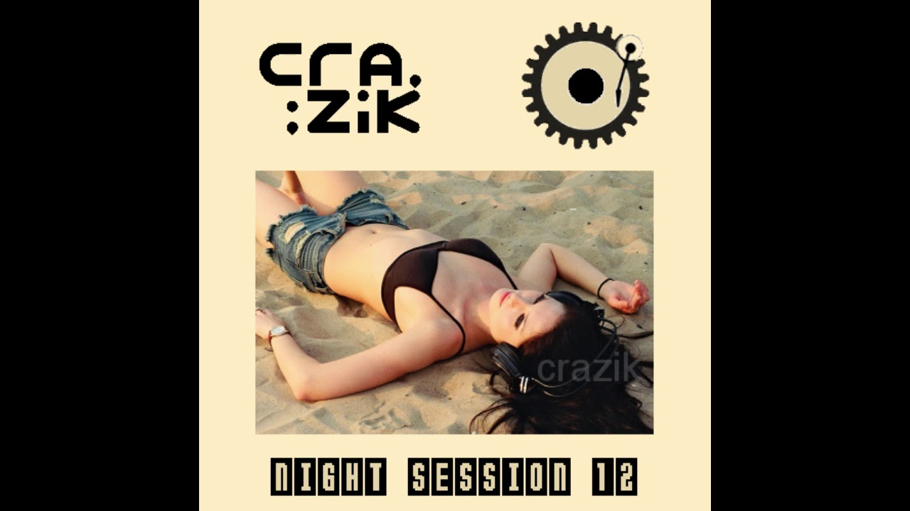 Progressive Techno Tech House Mix   Night Session 012 by Crazik