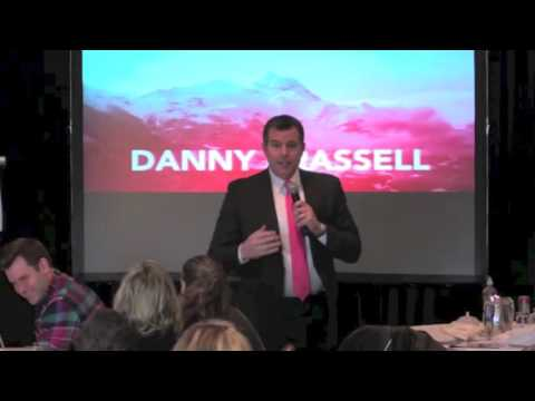 Motivational Speaker and Educational Consultant Danny Brassell Inspires Teachers