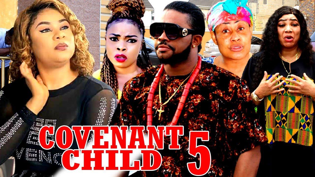 Download COVENANT CHILD (SEASON 5) 4K FILM - New Trending Movie 2021 Latest Nigerian Nollywood Movie