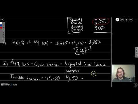 M105 Income Tax