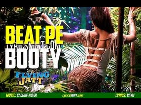 Beat Pe Booty - A Flying Jatt | Tiger, Jacqueline...